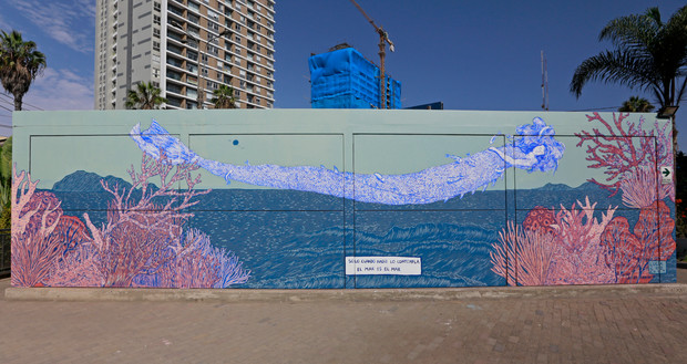 MURAL BY LUCIA COZ