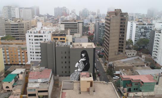 Mural by Alex Senna