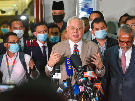 Malaysians Unmask Corruption