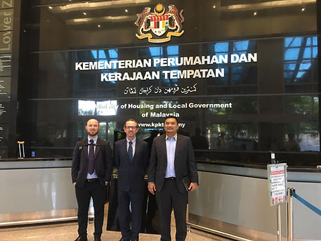 Seagate Global Capita, Malaysia management team meets with KPKT