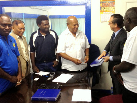 Congratulations to the People of Bougainville: 98% vote for independence!