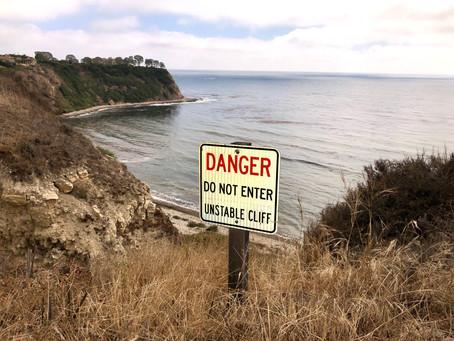 Unstable Investment Cliffs
