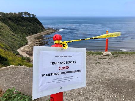 Lunada Bay Corona Closed, Now What?