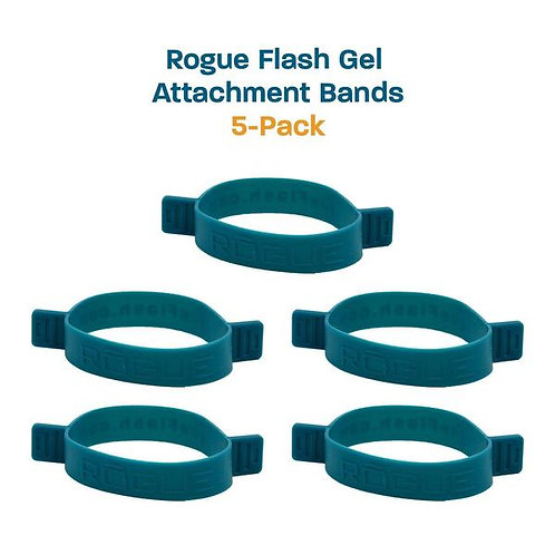 ROGUE - Gel Bands Pack of 5