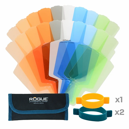Rogue Flash Gels: Color Correction Kit v3