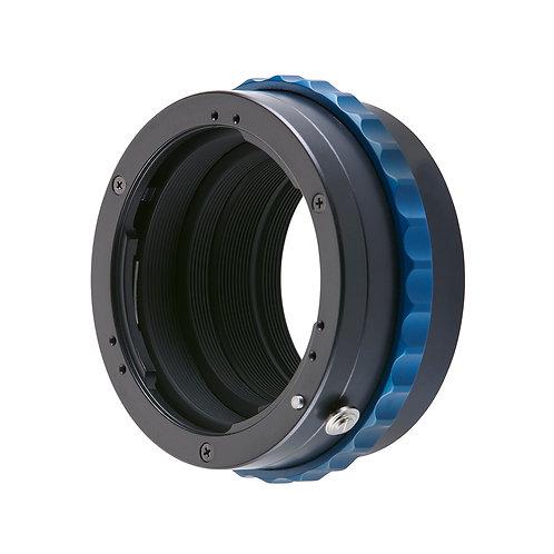 Micro 4/3 camera to Pentax K lens