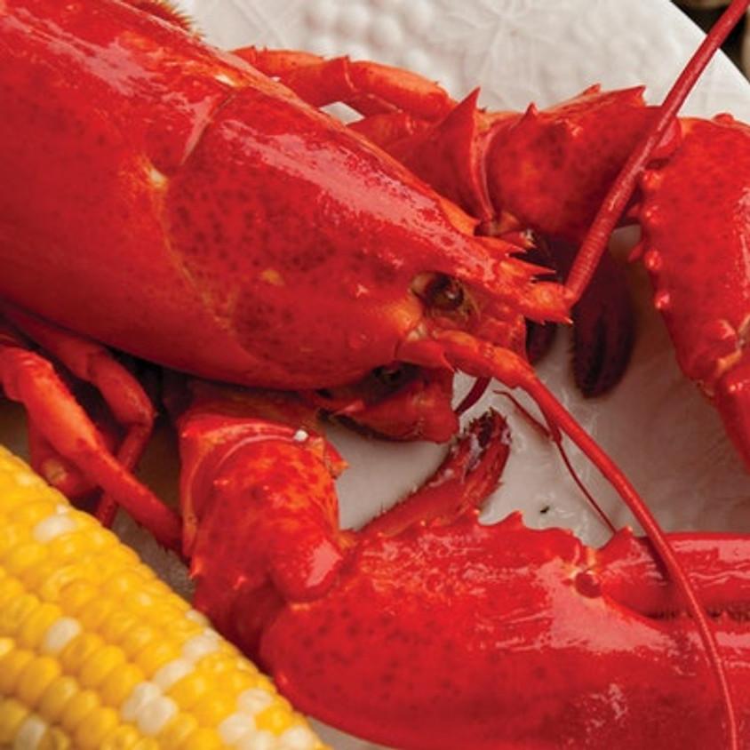 Lobsta in the Gardens (1)