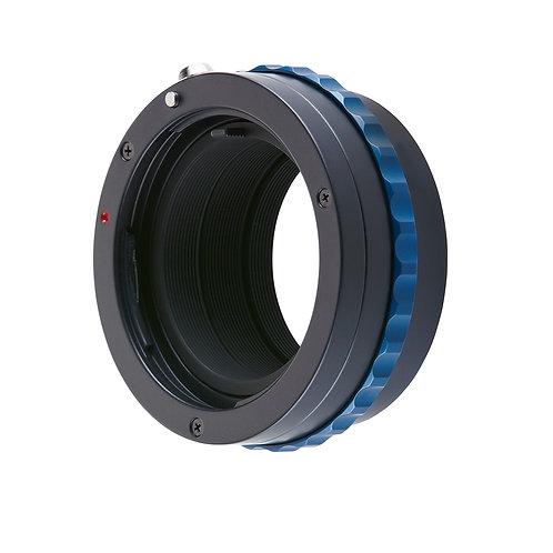 Micro 4/3 camera to Minolta AF lens