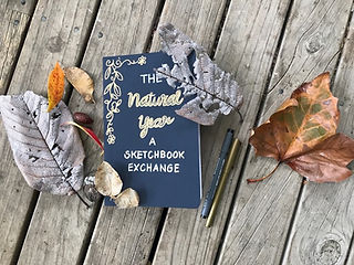 'The Natural Year a sketchbook exchange'.jpg