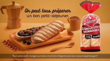 Pub TV / La Boulangère (20 sec)