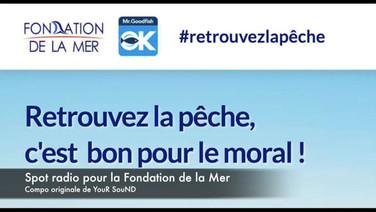 Spot radio pour La fondation de la Mer