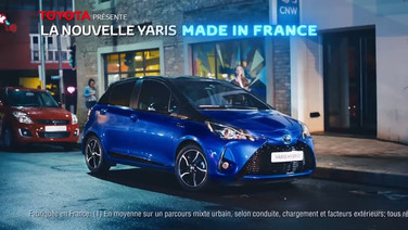 And if YouR SouND had composed the music for the New TOYOTA Yaris advertising?