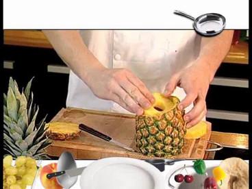 Générique de l'émission TOUR DE MAIN (Cuisine TV)