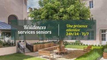 Pub TV / Les jardins d'Arcadie (Marie)