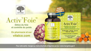 Pub TV / Activ' Foie - Vitalco