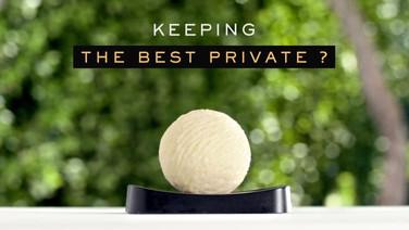 Campagne Mövenpick: parfum vanille