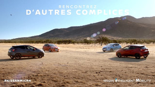 And if YouR SouND had composed the music for the new Nissan Micra's advertising?