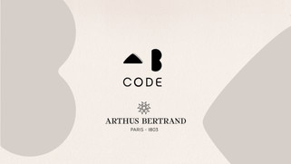 Chevalière Code B / Arthus Bertrand