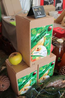 Jus de pomme 3L (Bag In Box)