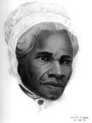Sojourner Truth Pin