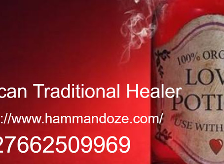 African Traditional Healer in Midrand 27662509969