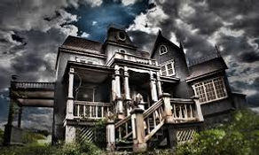 Haunted House cleansing work