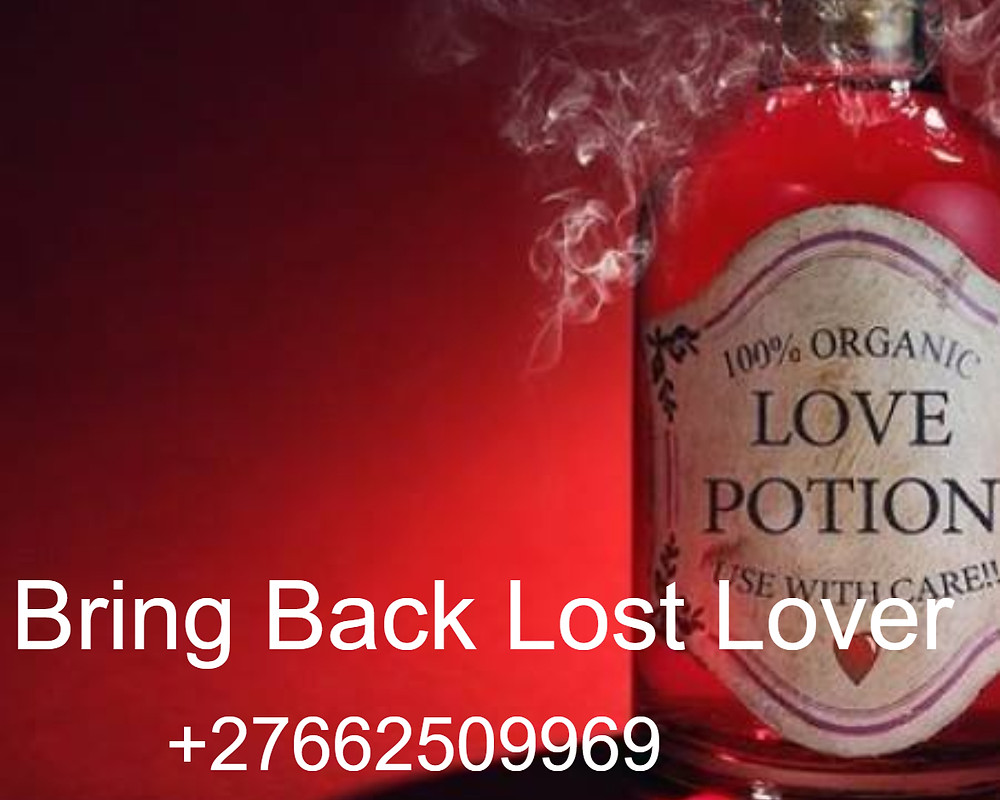 Bring back lost lover in Sebokeng 27662509969