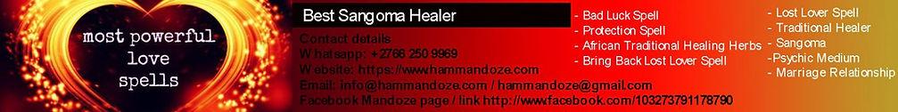Traditional Healer in Laudium