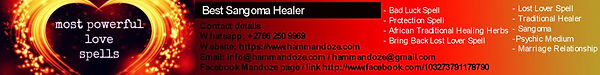 Traditional Healer in Mthatha