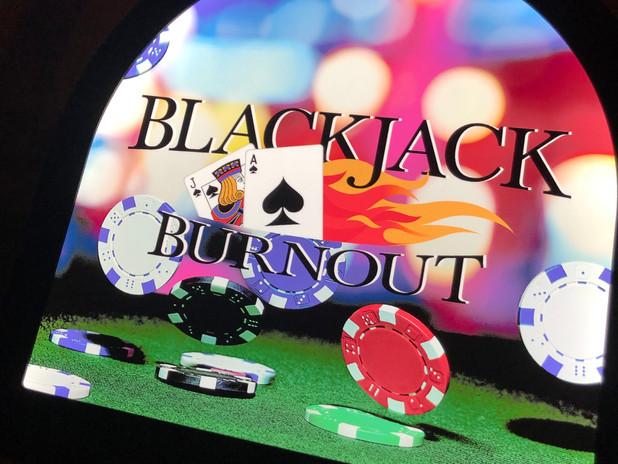 Blackjack Burnout