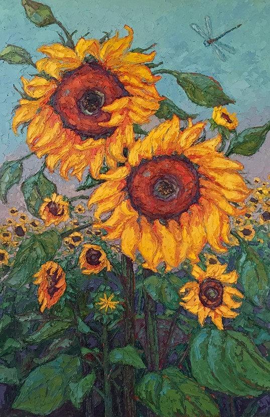 Kim's sunflowers.jpg