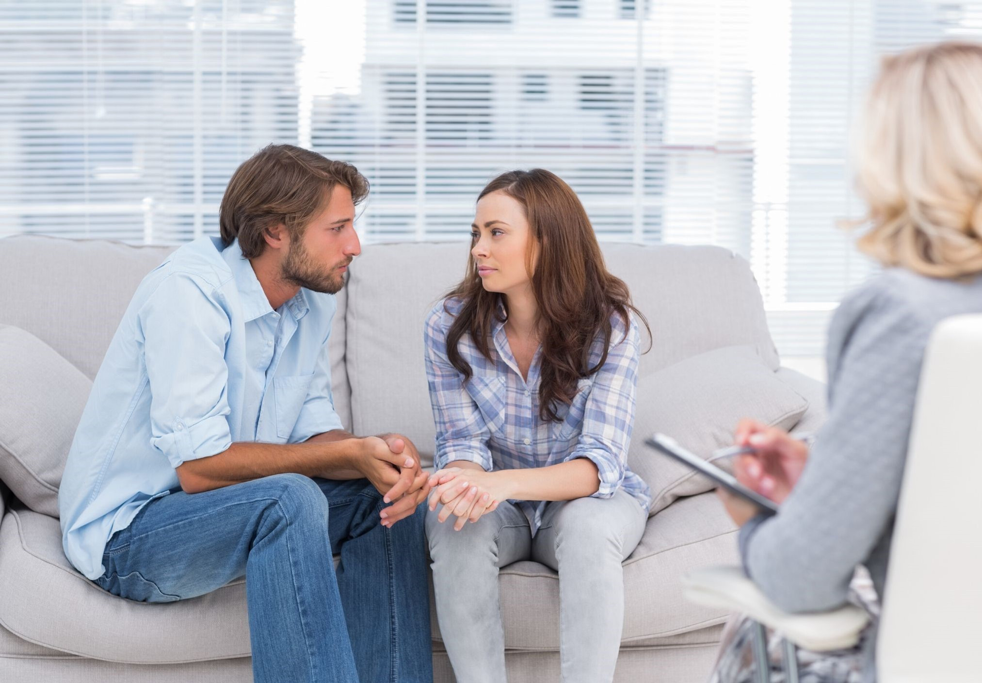 Sessão Terapia de Casal