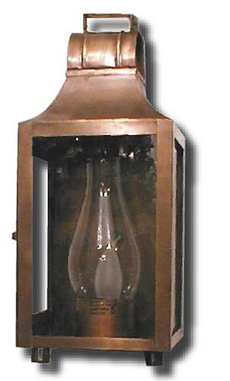 Side Door Hurricane Lantern