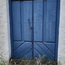 blue doors la taha