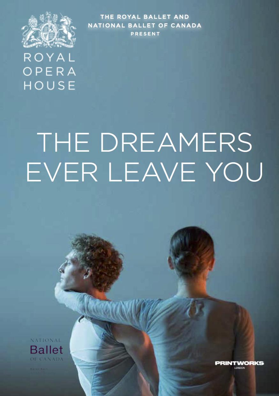 Dreamers Ever Leave You mockup v1
