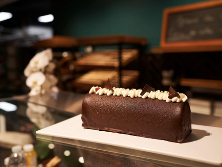 Where to find your Christmas log this year