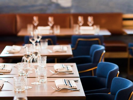 Looking for an Italian restaurant à la Québécoise? Check TBSP. at the W Montreal