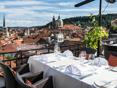 Why you should stop by Prague if you're traveling in Europe