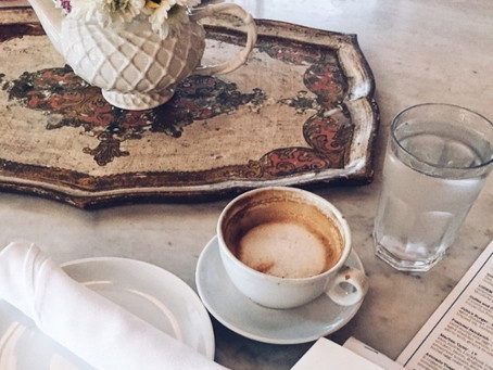 Favourite coffee shops to get some work done