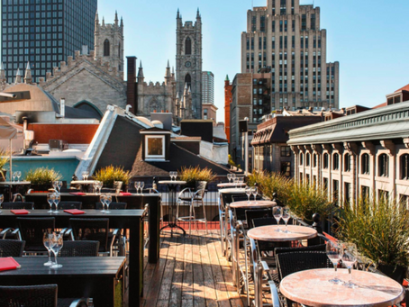 15 Terraces to (Re)visit this Summer