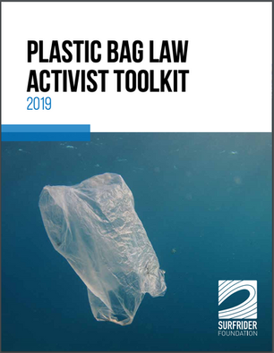 Surfrider and PlasticBagLaw.org's Plastic Bag Law Activist Toolkit