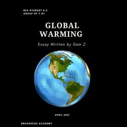 Essay: Global Warming 1