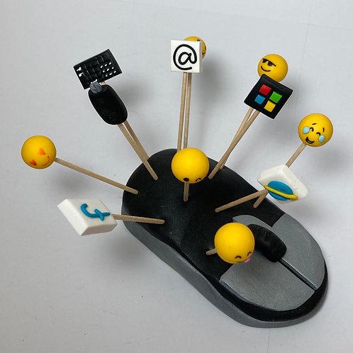 Présentoir  souris informatique