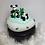 Thumbnail: Veilleuse  lumineuse  «petit panda»