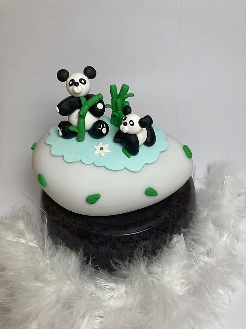 Veilleuse  lumineuse  «petit panda»