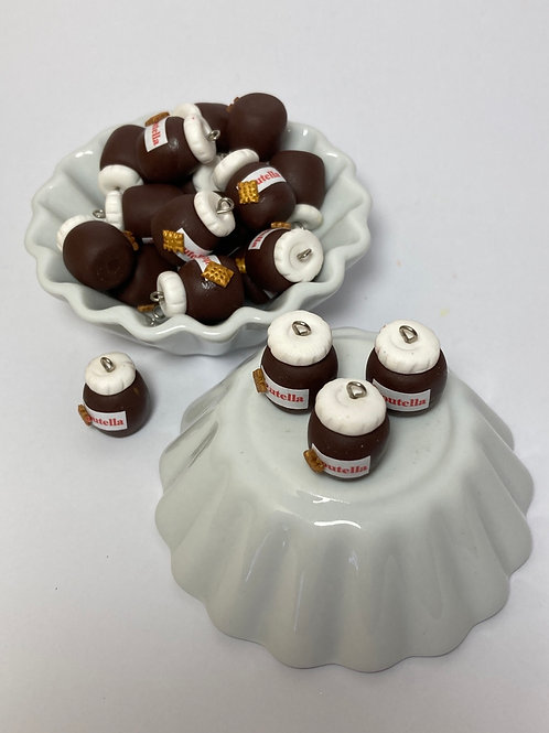 Breloque  Pot de chocolat