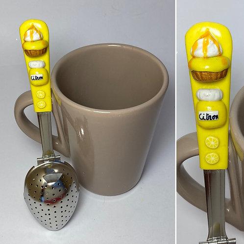 Cuillère à thé citron