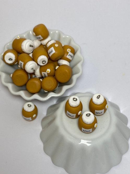 Breloque   Pot de miel