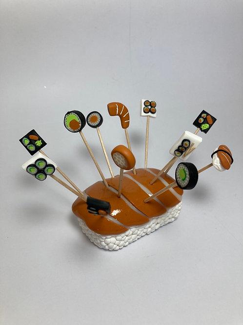 Présentoir  Sushi