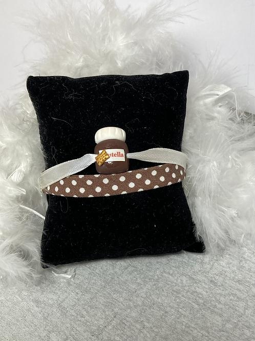 Bracelet  pot de chocolat